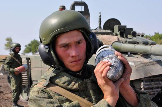 Путин внёс изменения в порядок прохождения воинской службы