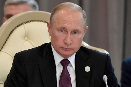 Путин одобрил разработку наземной гиперзвуковой ракеты средней дальности