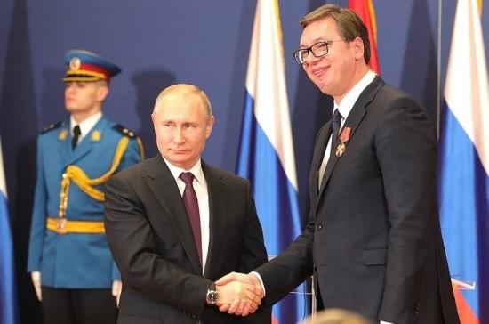 Йован Палалич: Россия и Сербия открывают новую страницу сотрудничества