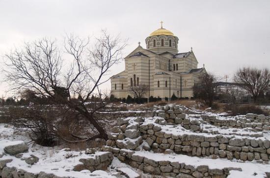 Верующие смогут беспрепятственно посещать Владимирский собор в Херсонесе