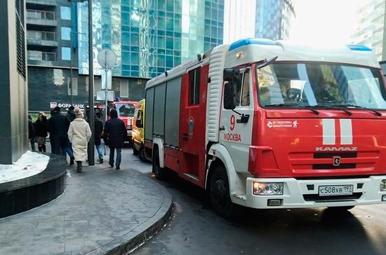 В Москве и Подмосковье проверяют 66 объектов после сообщений о минировании