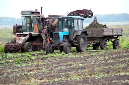 Кубань и Минсельхоз подписали соглашение о поддержке фермеров
