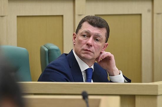 Топилин прокомментировал инициативу о декретном отпуске для мужчин