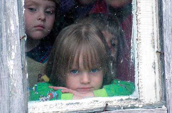 Найденных детей хотят разрешить передавать органам опеки