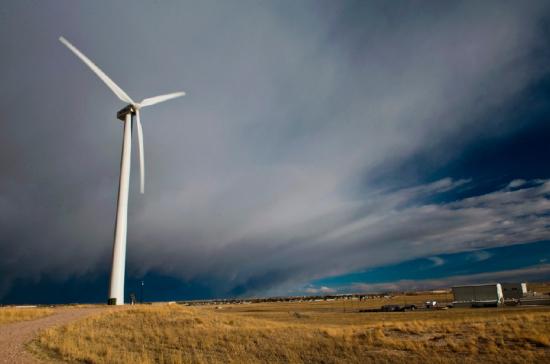 Владельцы ветряков смогут продавать энергию