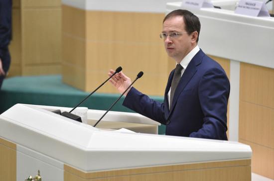 Мединский призвал стимулировать детские театры в регионах