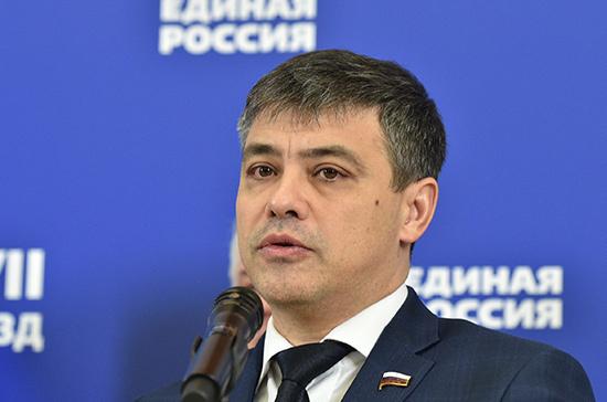 Морозов: законопроект о паллиативной помощи будут принимать с учётом мнения регионов