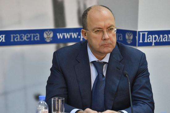 Медведев освободил от должности главу Ростуризма Сафонова