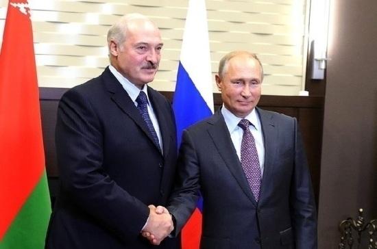 Посол России рассказал, что обсудят Путин и Лукашенко в Сочи