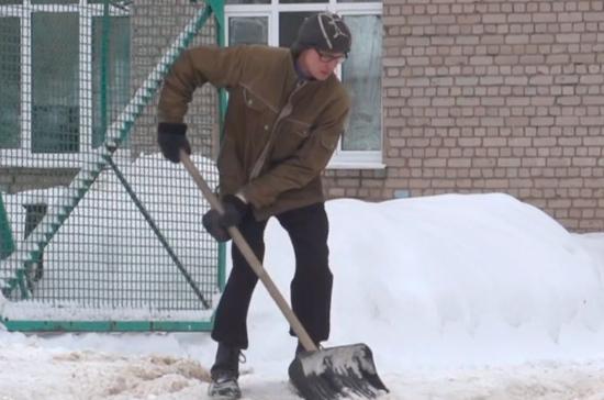 За два месяца с улиц Костромы вывезли 100 тыс. кубометров снега