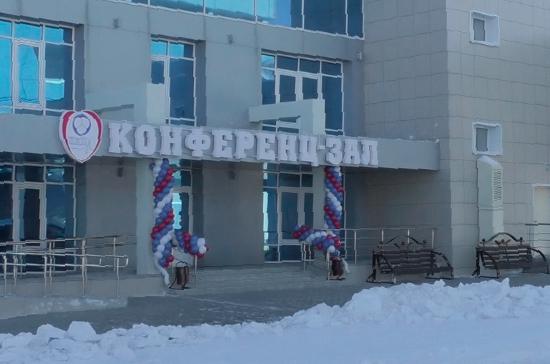 В Кемерове открылся новый корпус кардиоцентра