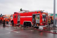 В России увеличат число пожарных