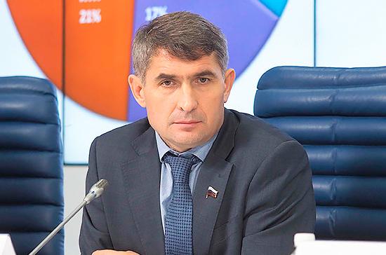 Депутат: принятие законов о цифровой экономике позволит перейти на новый технологический уклад
