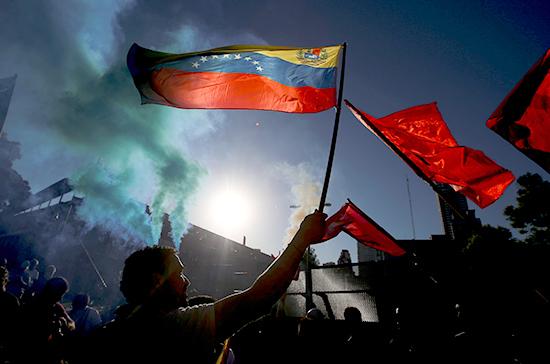 Рябков назвал применение военной силы в Венесуэле наихудшим сценарием