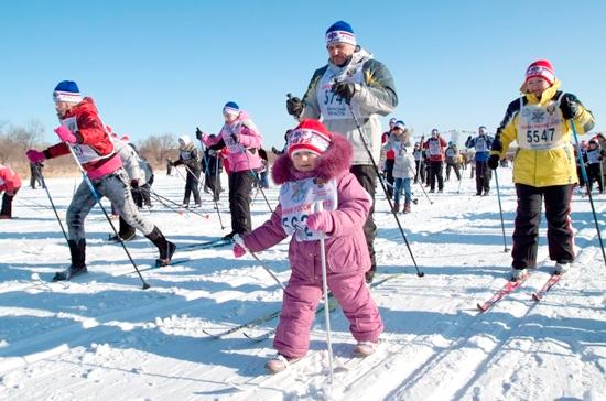На развитие лыжного спорта в Подмосковье направят более 145 миллионов рублей