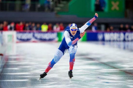 Российские конькобежцы выиграли три медали в первый день ЧМ-2019