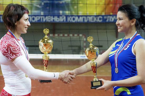 Инга Юмашева: Волейбол помогает искать единомышленников