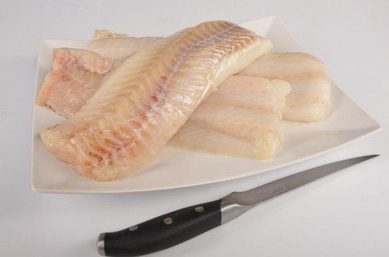 Свежее рыбное филе стало социально значимым