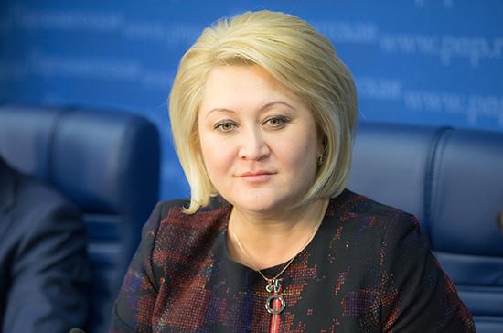 Гумерова: Россия делает серьезные шаги к участию в Женевском акте Лиссабонского соглашения