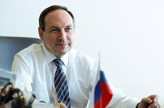 Никонов поздравил учёных с Днём российской науки