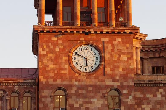 Правительство Армении приняло программу экономической революции в стране