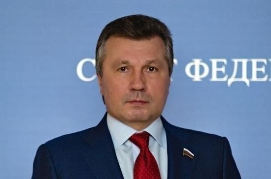 Васильев: существенные вложения в развитие инфраструктуры должны дать экономический эффект