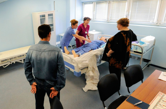 Скворцова рассказала о подготовке специалистов для оказания паллиативной помощи