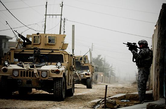 Эксперт: США намерены расширить военное присутствие в Африке