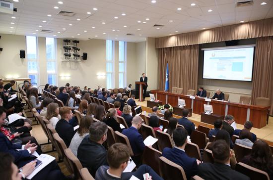 Директора МИМРД: привлекать молодёжь к выборам нужно с помощью агитации и поддержки