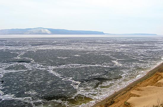 Власти Ульяновской области просят помочь в борьбе с оползнями