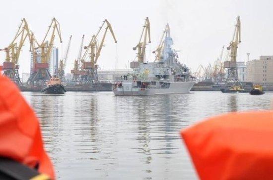 Эксперт назвал подготовку американо-украинских учений в Чёрном море проигрышной идеей