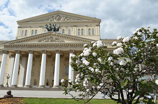 Директор Большого театра назвал важнейшие позиции законопроекта о культуре