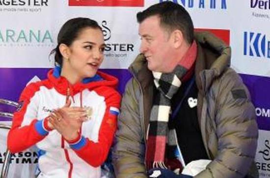 Орсер непоедет сМедведевой нафинал Кубка Российской Федерации