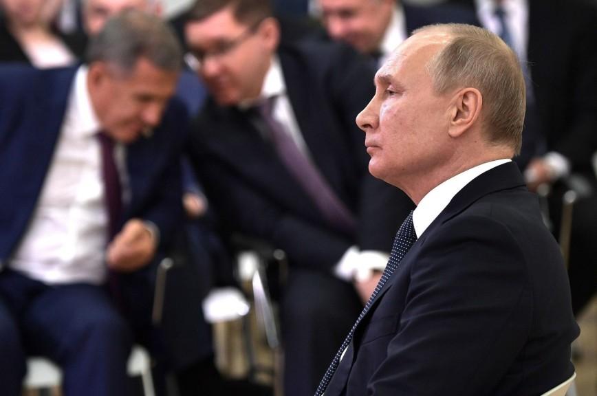 Путин поддержал идею возрождения жилищно-строительных кооперативов