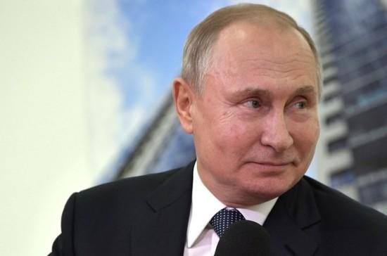 Путин в ответ на вопрос о бюджете Татарстана пошутил про курицу