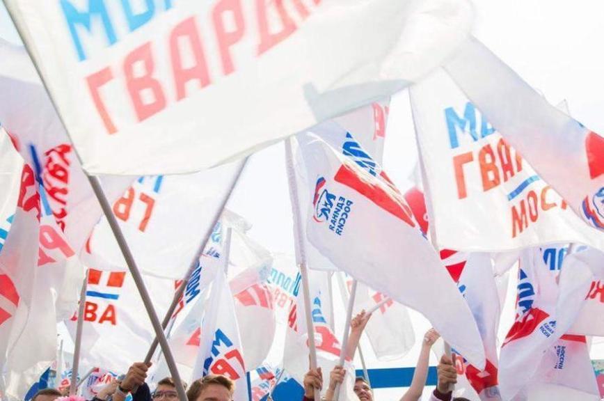 Состав Координационного Совета «Молодой гвардии» обновился на 75%