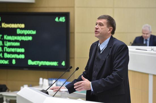 Россия должна самостоятельно определять подход к реформе контрольно-надзорной деятельности, заявил глава Минюста
