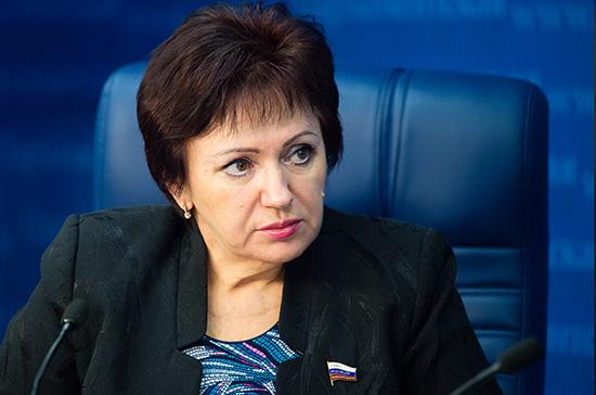 Все 12 нацпроектов нацелены на улучшение демографической ситуации, заявила Бибикова