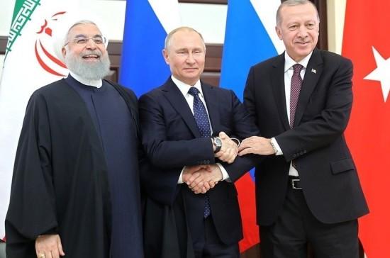Новый раунд консультаций по Сирии в Астане пройдет в конце марта — начале апреля