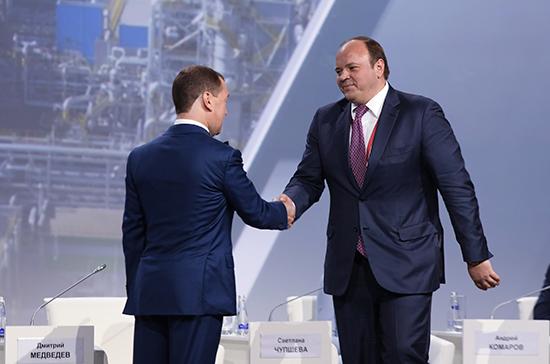 Дмитрий Медведев наградил ФосАгро «Премией развития — 2019»