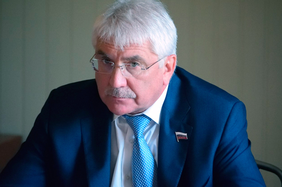 Чепа прокомментировал проект о новых антироссийских санкциях США