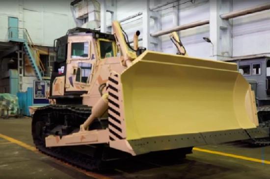 В Челябинске начали производить инновационные тракторы
