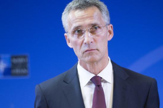 Столтенберг призвал к диалогу с Россией