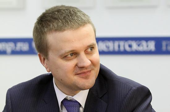 Диденко рассказал о плюсах создания муниципальных округов