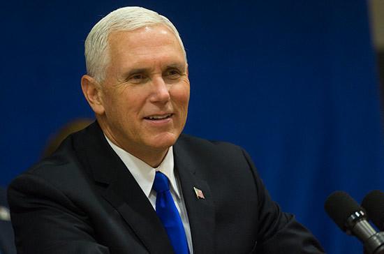 Вице-президент США призвал Европу выйти из иранской ядерной сделки
