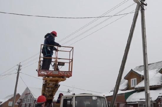 В Вологодской области отремонтируют 4,5 тыс. уличных фонарей
