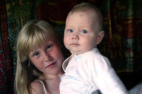 Путин предложил с 2020 года повысить выплаты семьям с детьми до двух прожиточных минимумов