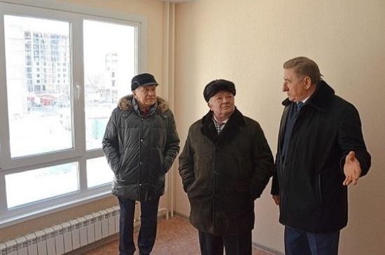Лукин назвал одну из главных задач строительной отрасли