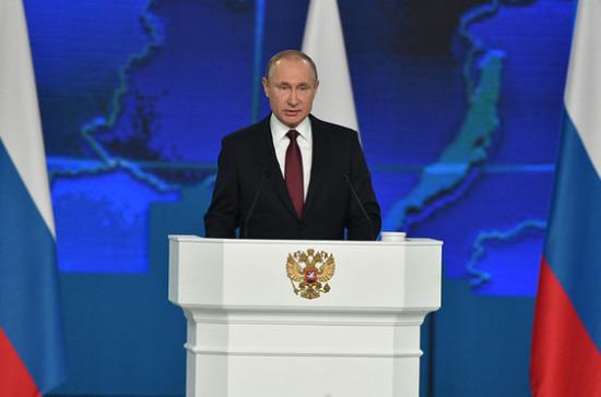 Путин предложил пересчитать выплаты пенсионерам с начала года