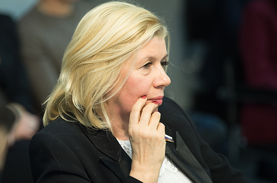 Пилюс назвала основные приоритеты в Послании Президента
